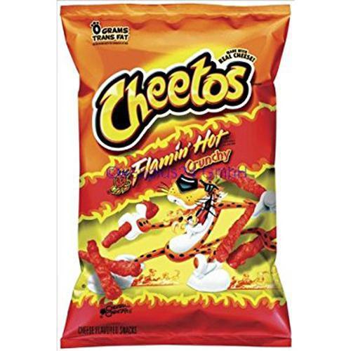 Cheetos Flaming Hot 226g