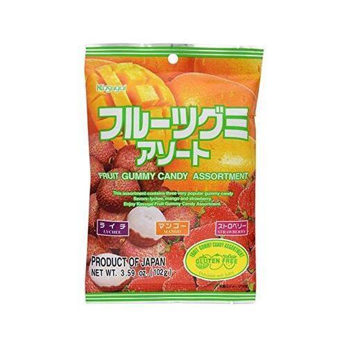 Fruit Gummy Mix