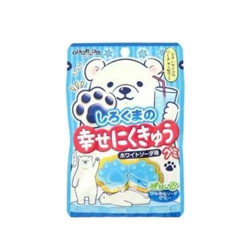 Puni-Fuwa Polar Bear Soda Gummies
