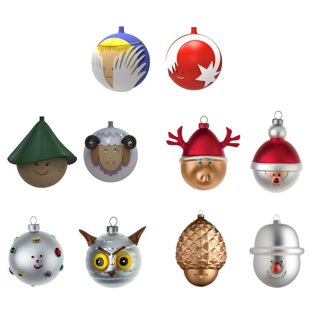 Fonkelnieuw Kerstdecoratie, kerstversiering, kerstservies, kerstballen QB-46