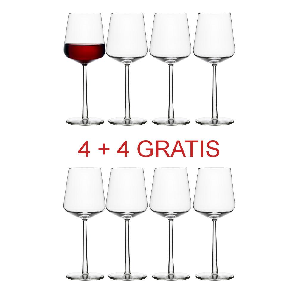 Essence 4 + 4 GRATIS