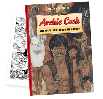Archie Cash - Wie doodde Jack London
