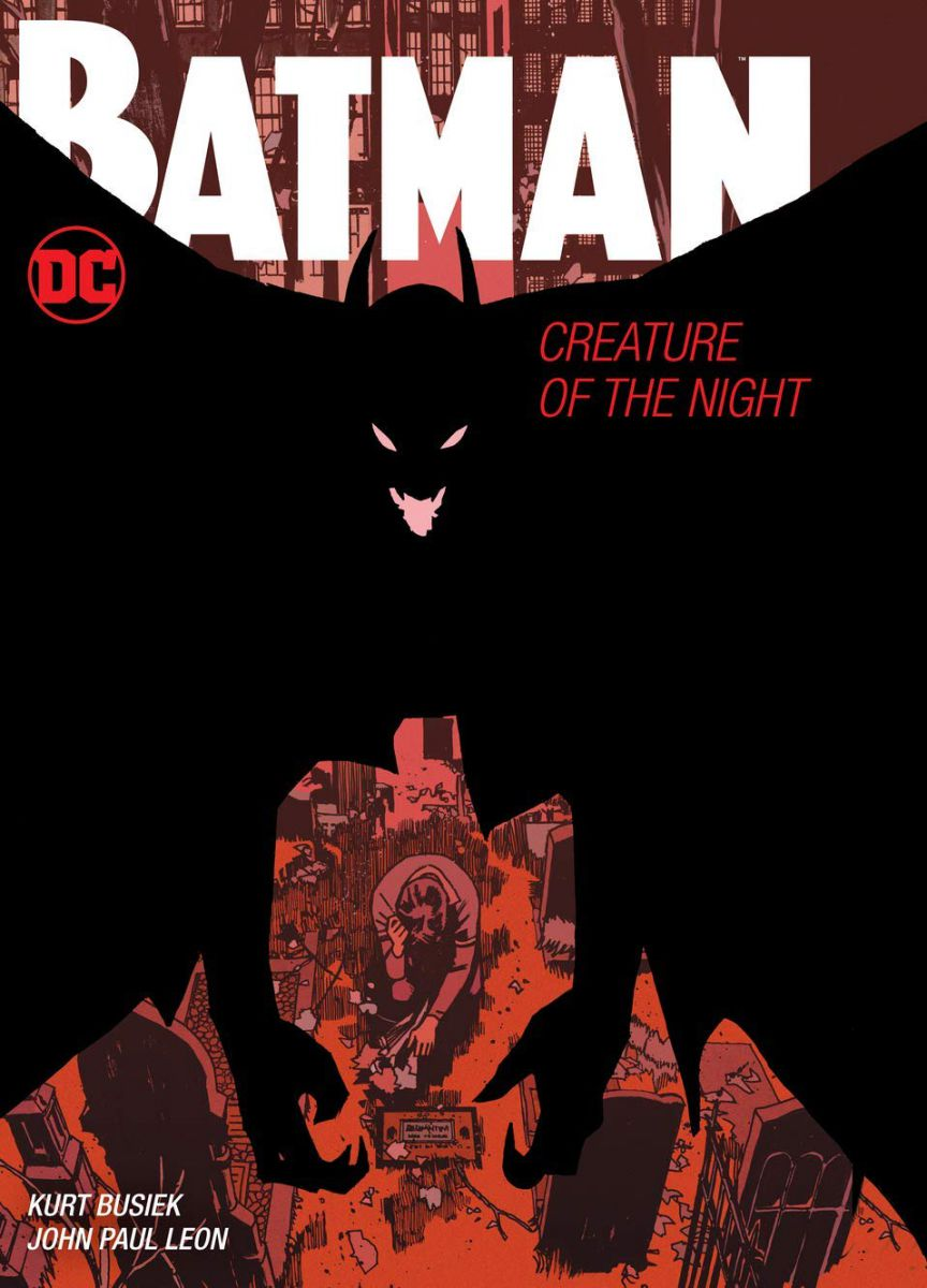 The boy who loves batman