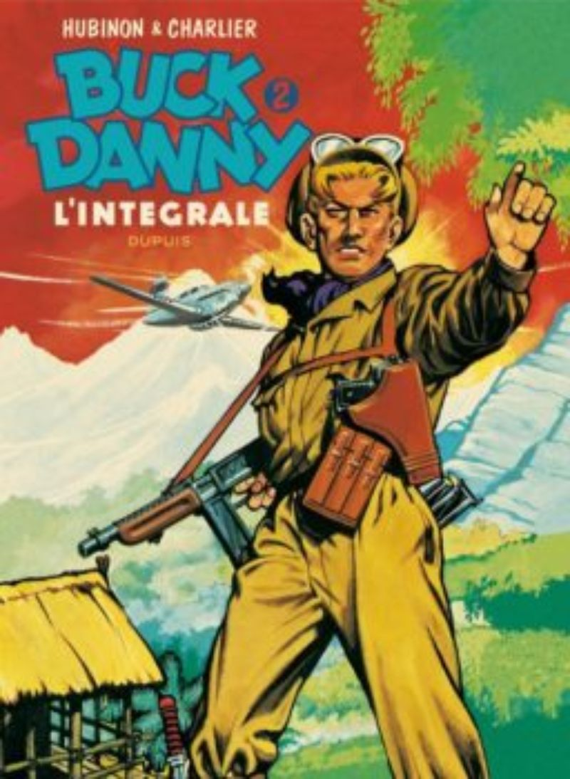 Buck Danny intergraal