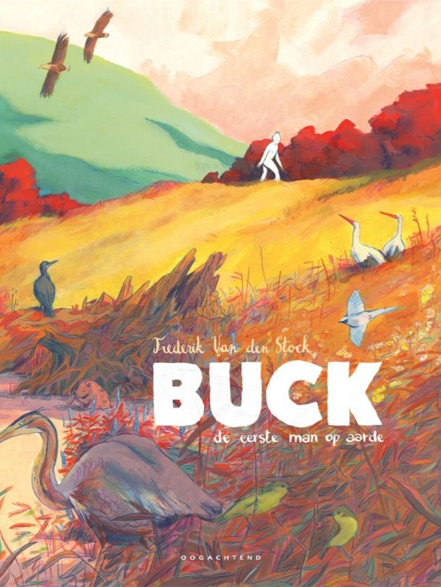 Buck - De eerste man op aarde