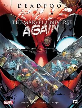 Deadpool kills the marvel universe again deel 2