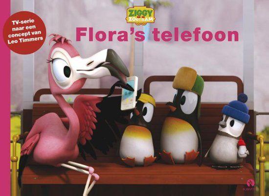 Floras telefoon