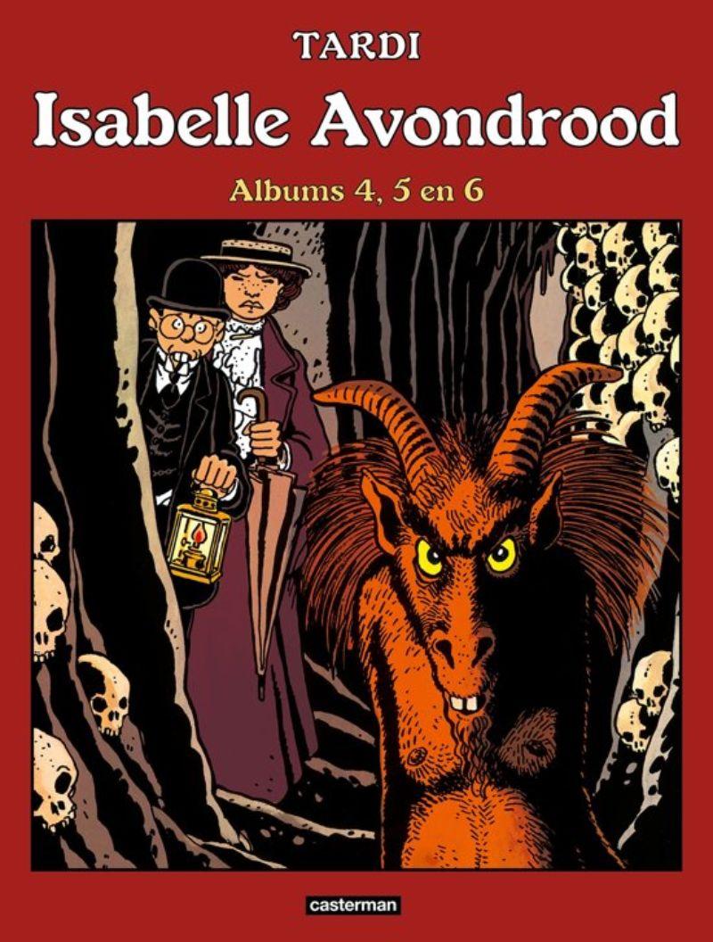 Isabelle Avondrood integraal 2