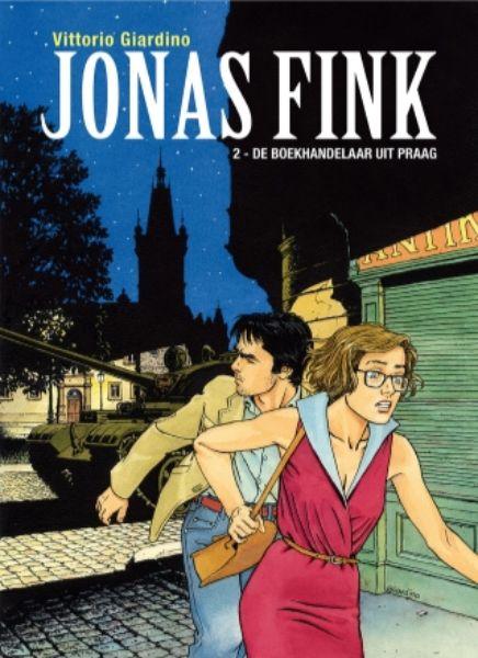 De boekhandelaar uit Praag