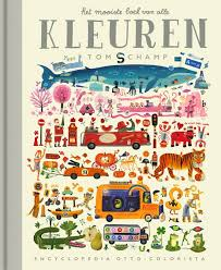 Het mooiste boek van alle kleuren
