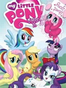My little pony, vriendschap is betoverend