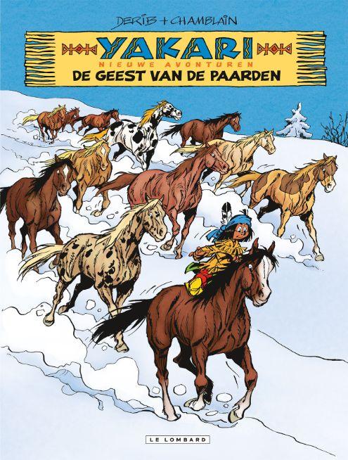 Geest van de paarden