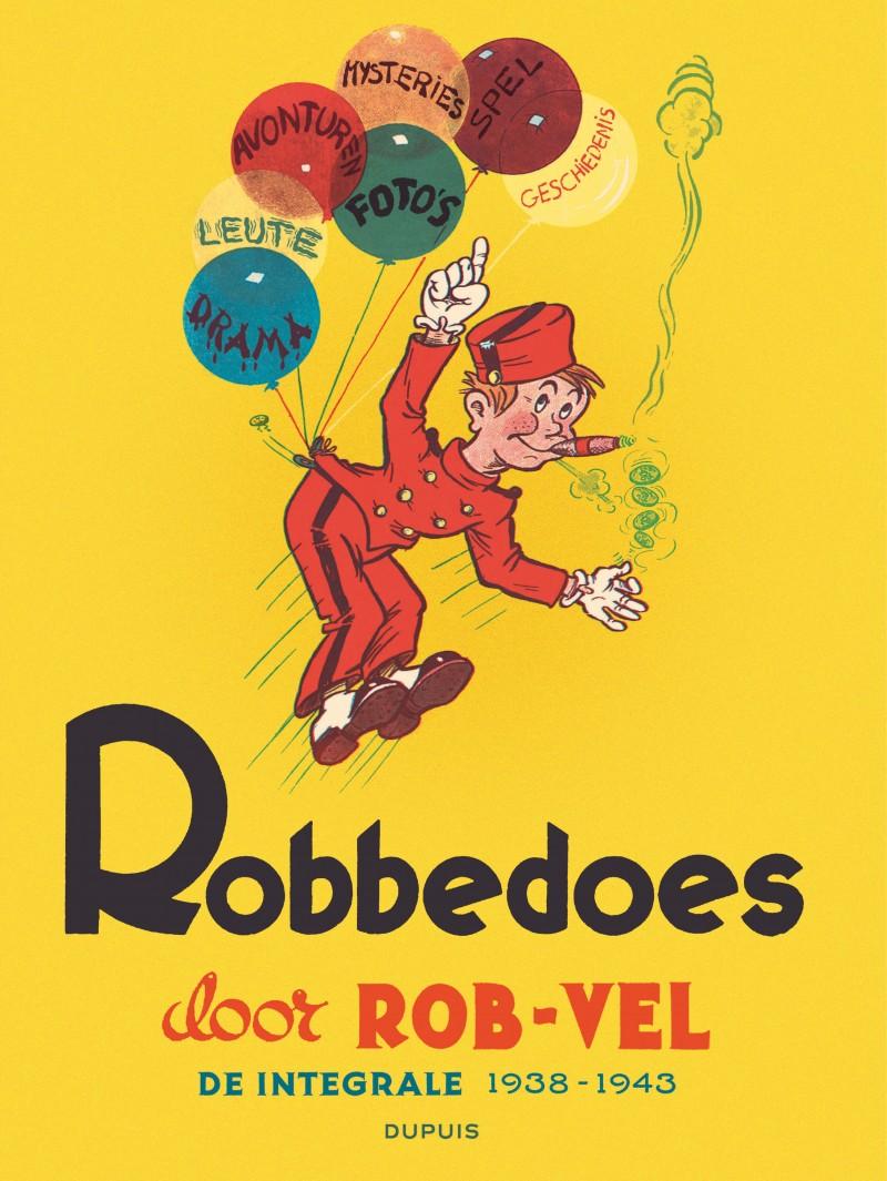 Robbedoes door Rob-vel