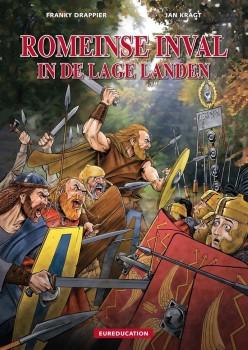 Romeinse inval in de lage landen