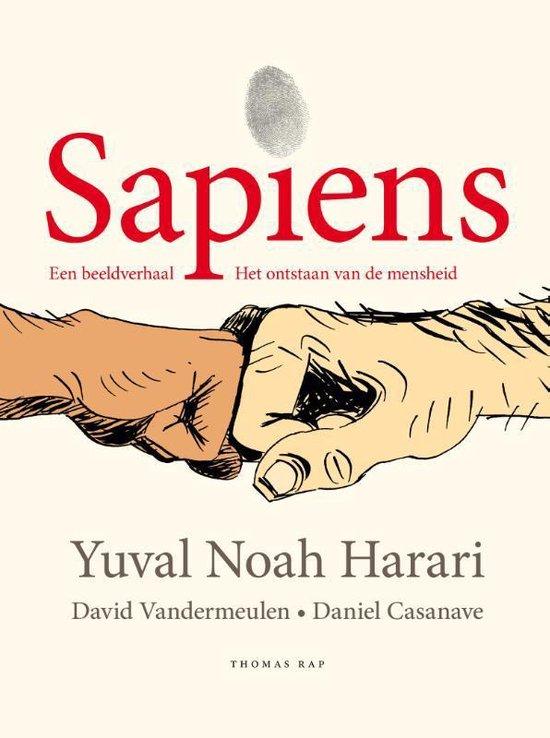 Sapiens - het ontstaan van de mensheid