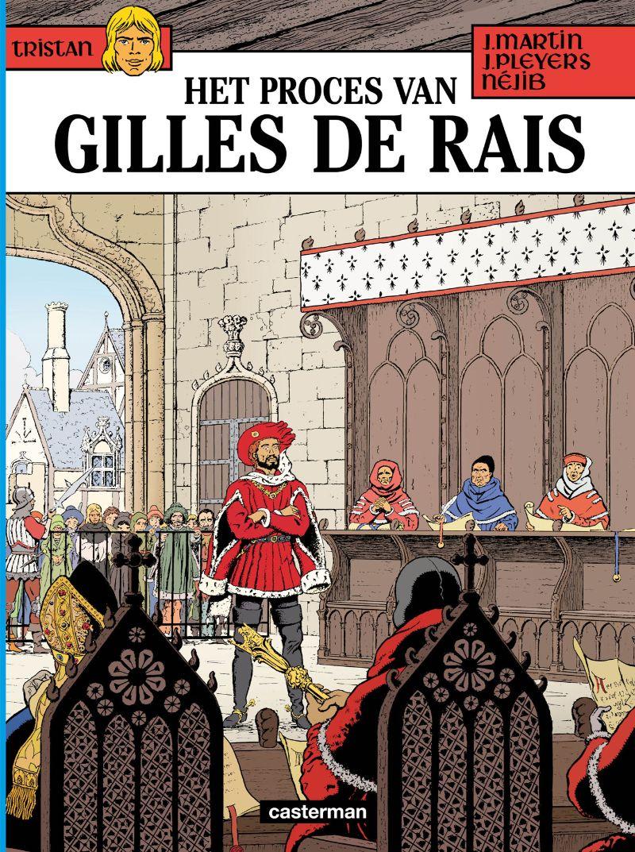 Het proces van Gilles de Rais