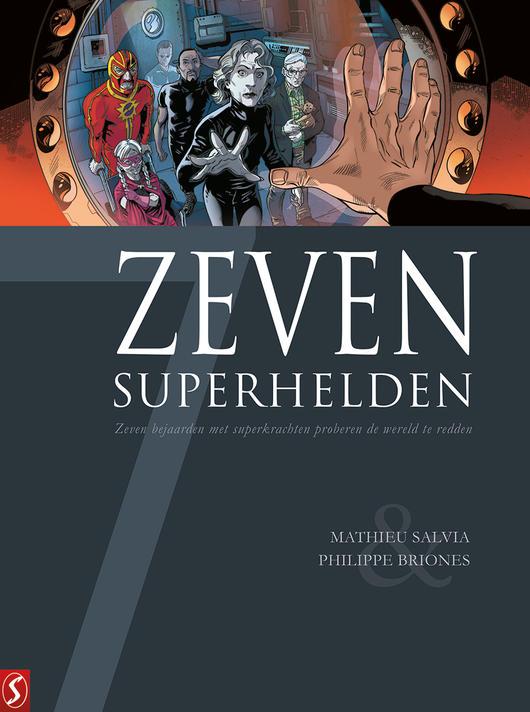 Zeven superhelden