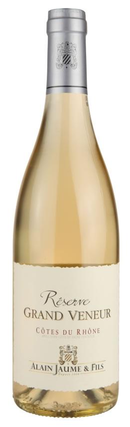 Réserve Grand Veneur  Côtes du Rhone blanc 2016