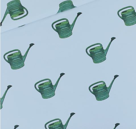 French terry - Watering cans