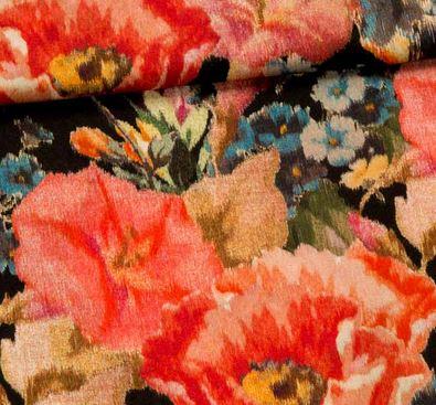 Fibre Mood - Blurry flowers