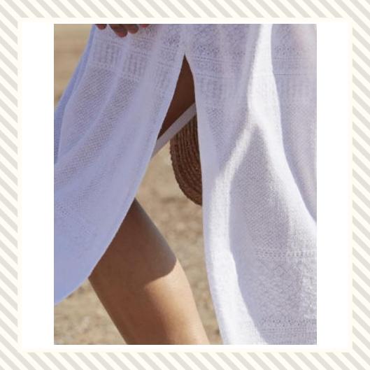 Kant tricot - Bali jurk