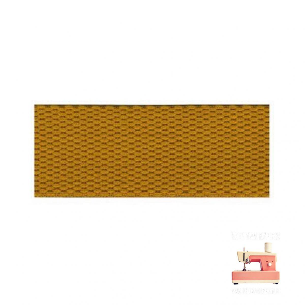 Tassenband 30 mm - Cognac