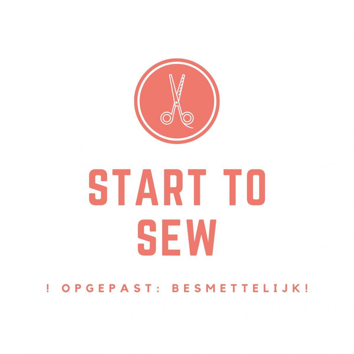 Start to sew | Di-ochtend vanaf 18/02 (10-13u)