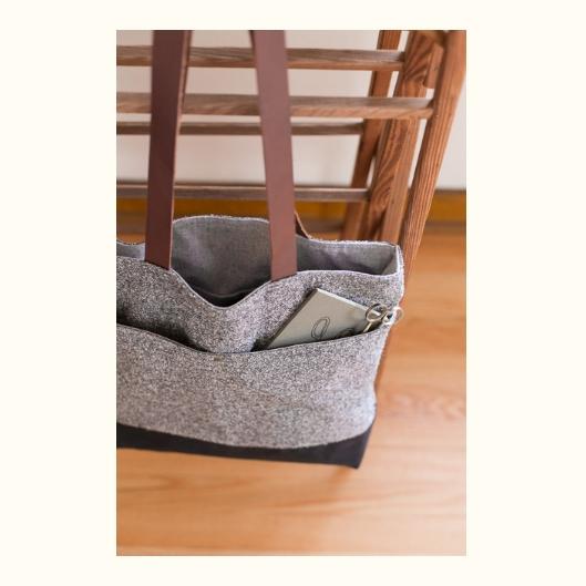 Wax + Wool tote | Zo 20 januari (10-17u)