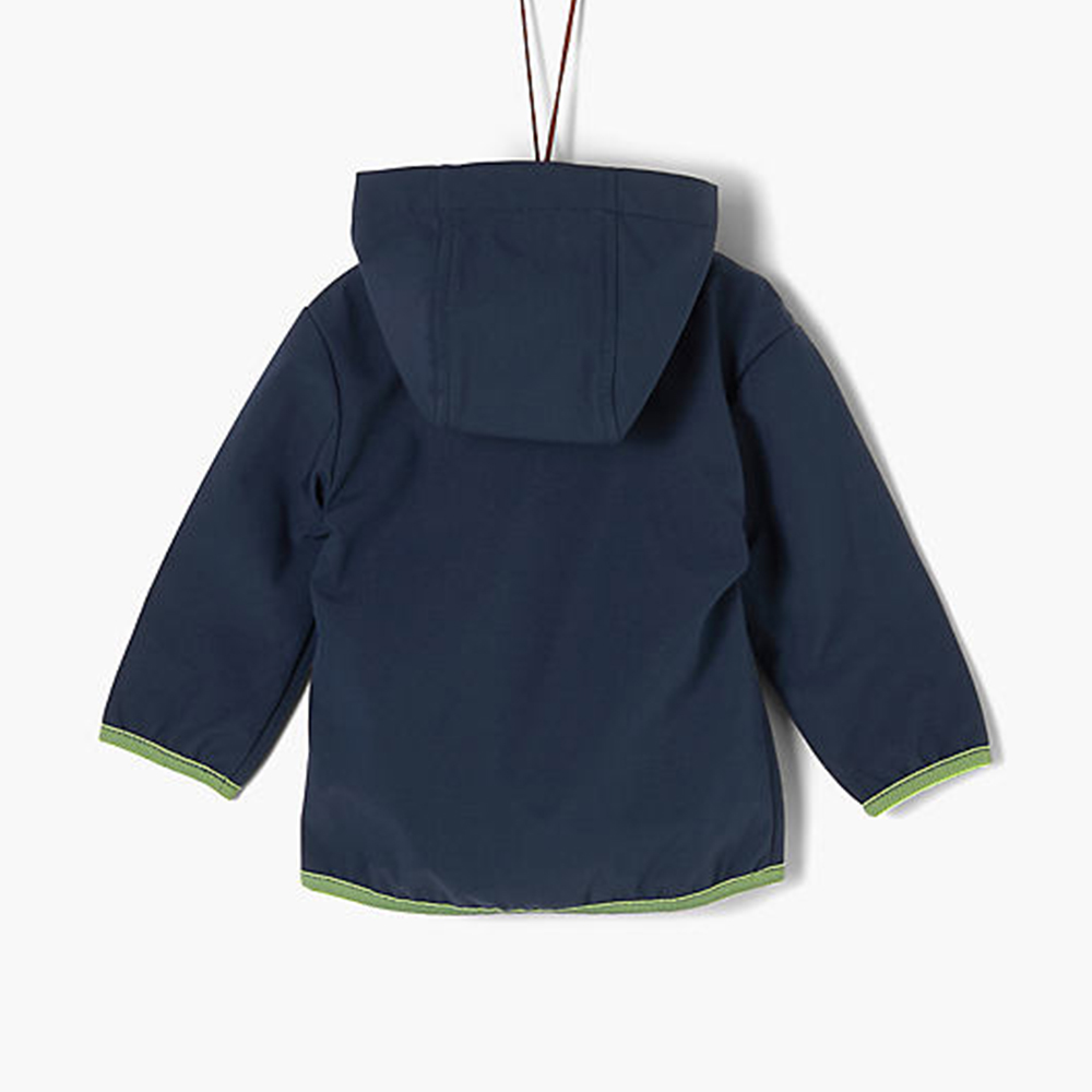Softshell jas Dark Blue