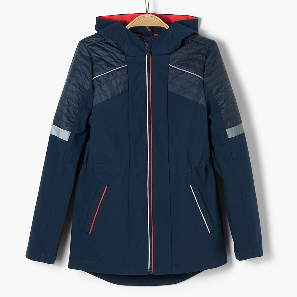 WINDJACKET Dark Blue